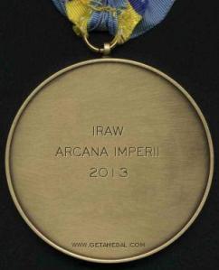my_medal(1)